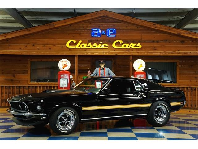 1969 Ford Mustang | 904652