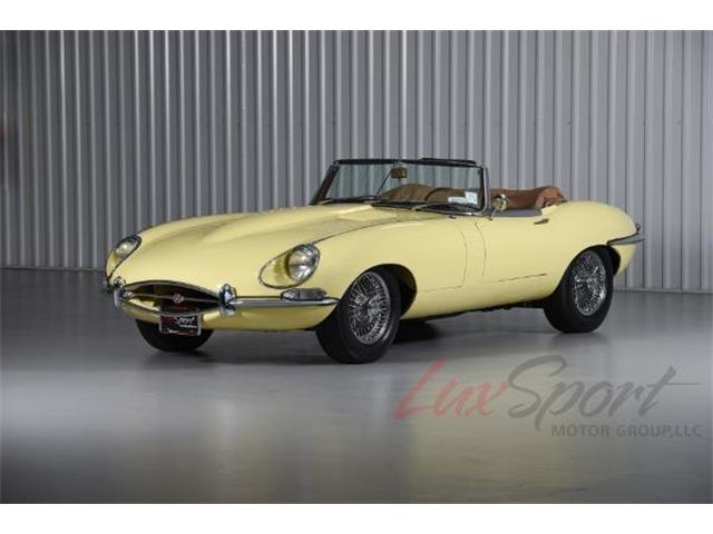 1967 Jaguar XKE Series 1 Convertible | 904654