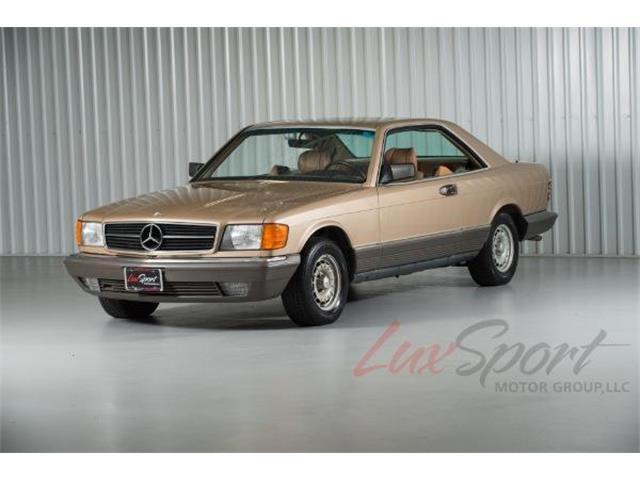 1983 Mercedes-Benz 500SEC | 904660