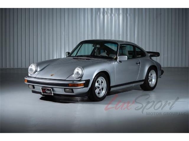 1989 Porsche 911 Carrera Silver Anniversary Edition Coupe | 904671