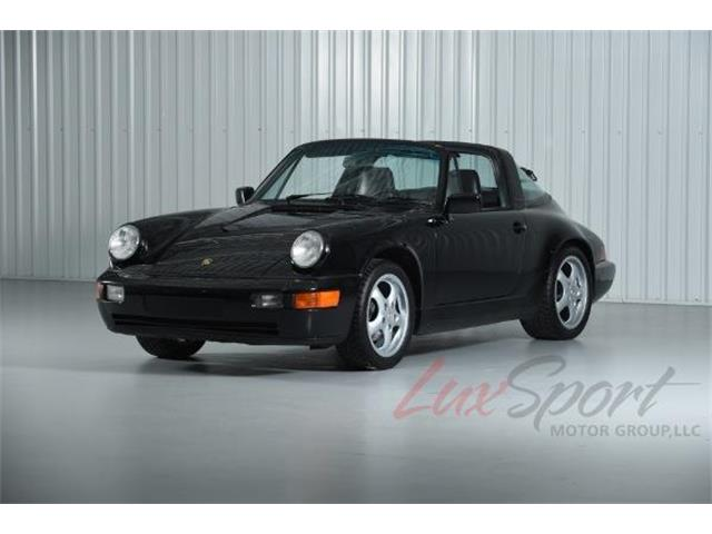 1990 Porsche 964 Carrera 4 Cabriolet   904675