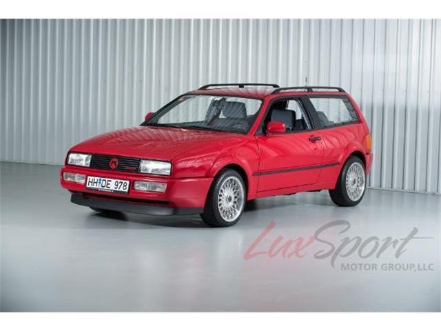 1990 Volkswagen Corrado Magnum | 904681