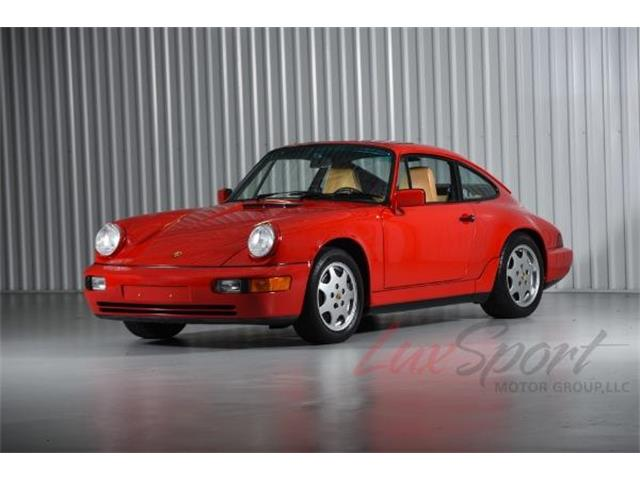 1990 Porsche 964 Carrera 2 Coupe | 904681