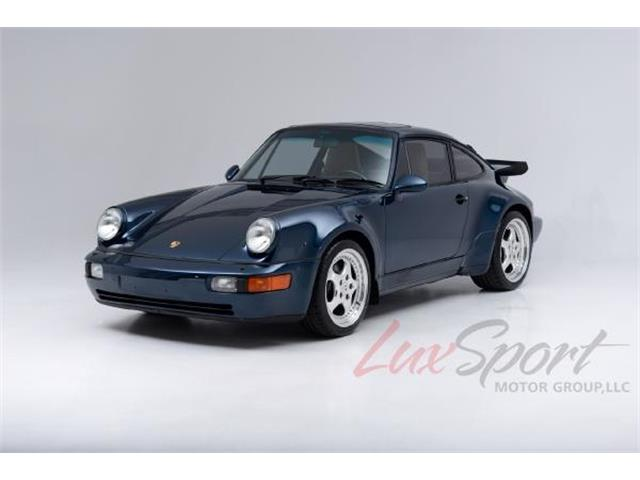 1994 Porsche Carrera 3.6 Turbo | 904682