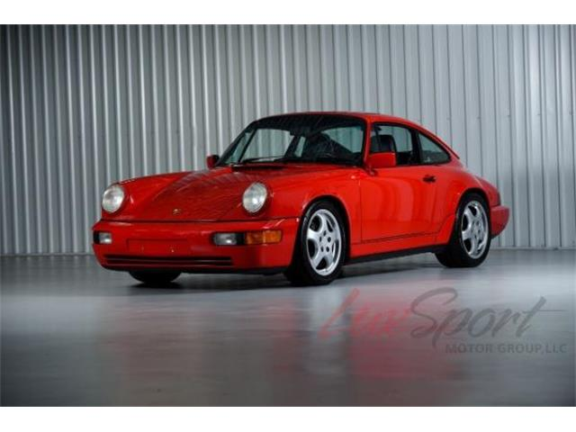 1991 Porsche 964 Carrera 4 Coupe | 904684