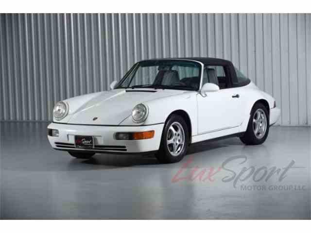 1992 Porsche 964 Carrera 2 Targa | 904691