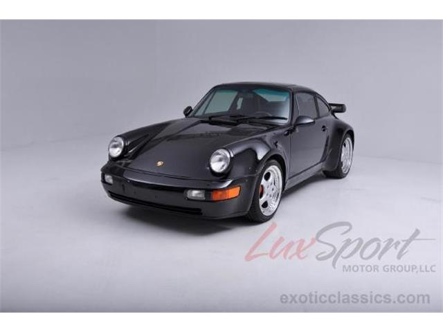 1994 Porsche 3.6 Turbo Coupe | 904693