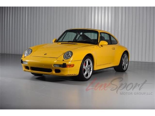 1996 Porsche 993 Carrera 4S Coupe | 904703