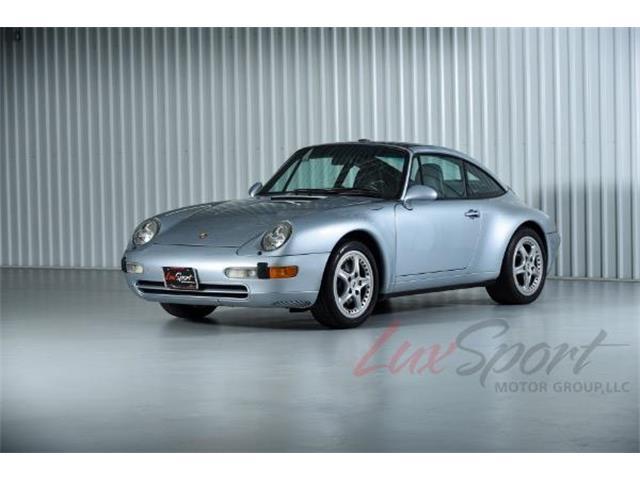 1996 Porsche 993 2 Targa | 904704