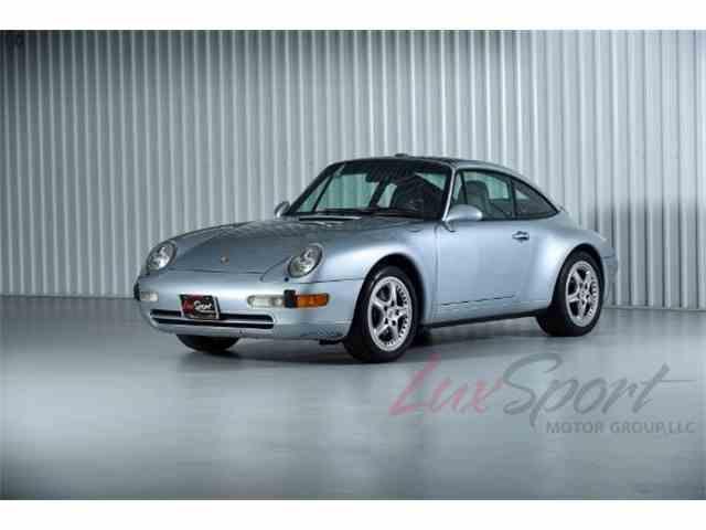 1996 Porsche 993 Carrera 2 Targa | 904704