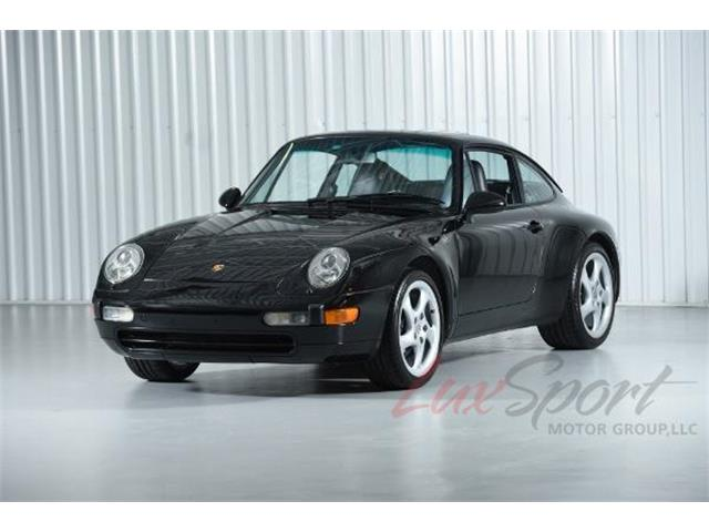 1996 Porsche 993 Carrera 2 Coupe | 904706
