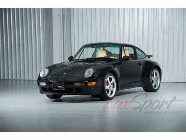 1996 Porsche 993 Carrera 4S Coupe | 904707
