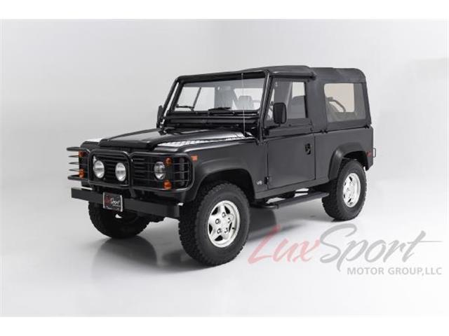1997 Land Rover Defender | 904709