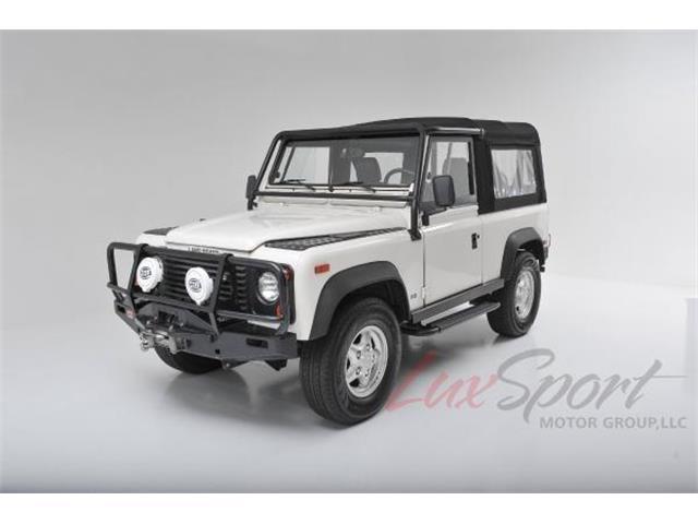 1997 Land Rover Defender | 904711