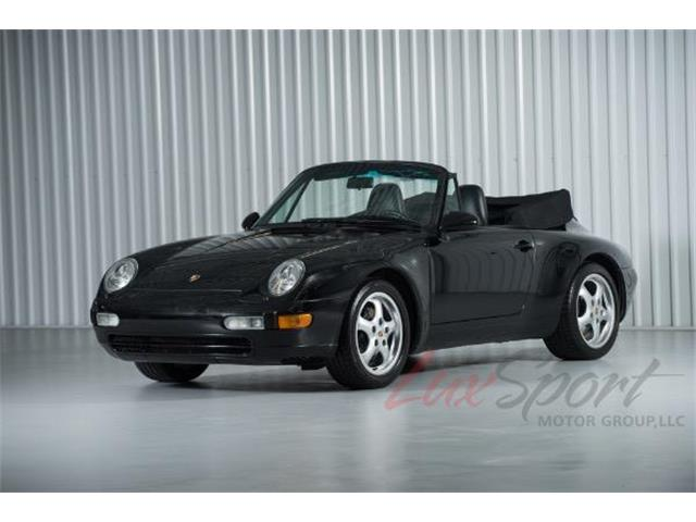 1997 Porsche 993 Carrera 2 Cabriolet | 904713