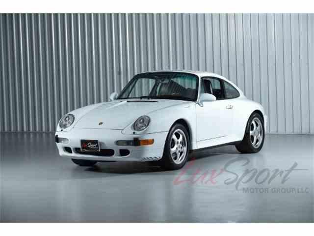 1997 Porsche 993 Carrera 2S Coupe | 904714