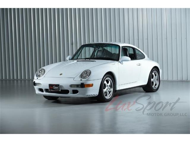 1997 Porsche 993 Carrera 2S Coupe | 904714