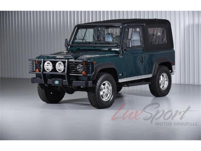 1997 Land Rover Defender | 904716