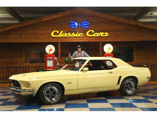 1969 Ford Mustang | 904717