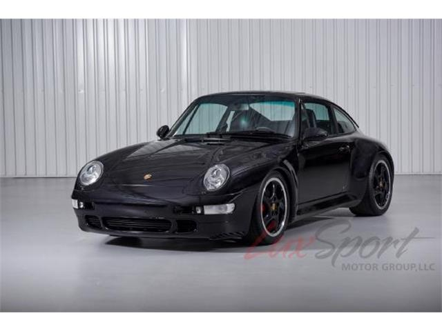 1998 Porsche 993 Carrera 2S Coupe | 904719