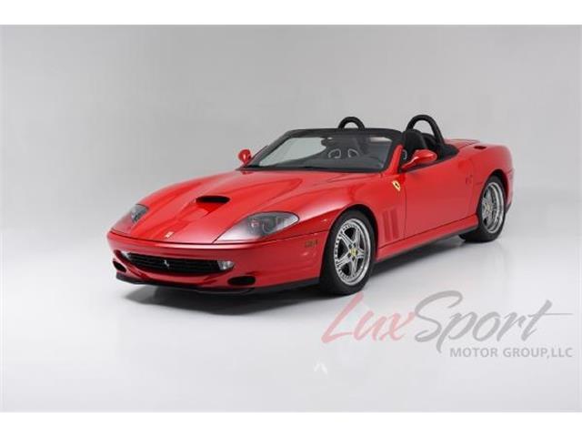 2001 Ferrari 360   904721