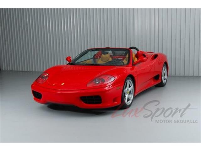 2001 Ferrari 360 | 904723