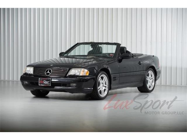 2001 Mercedes-Benz SL500 | 904724