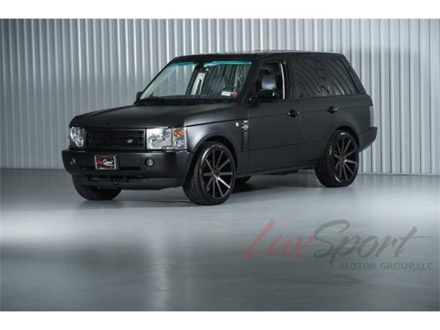 2004 Land Rover Range Rover | 904727