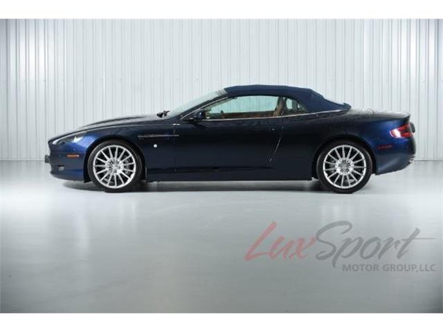 2007 Aston Martin DB9 Volante Convertible | 904731