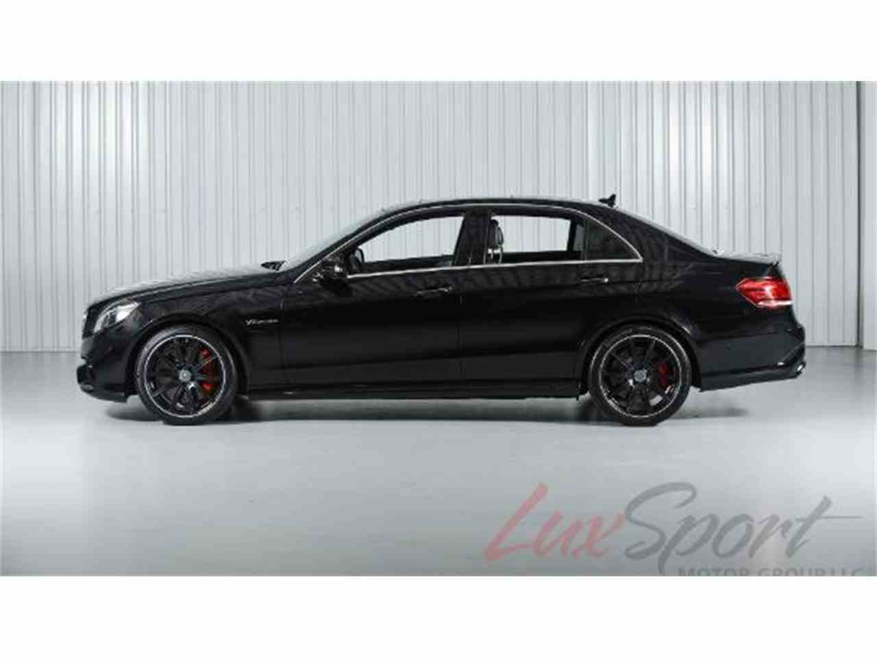 2014 mercedes benz e63 amg s model for sale cc 904740. Black Bedroom Furniture Sets. Home Design Ideas