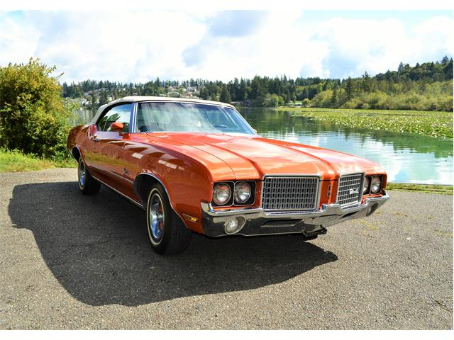 1972 Oldsmobile Cutlass | 904744