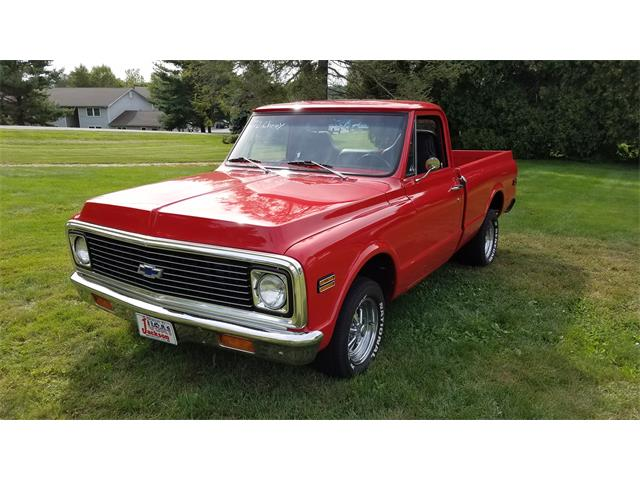 1972 Chevrolet 1/2-Ton Shortbox | 904755