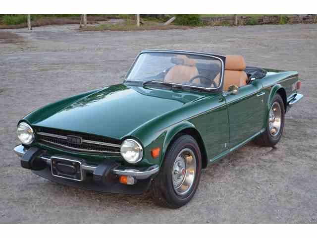 1974 Triumph TR6 | 904757