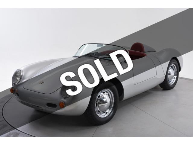 1955 Porsche 550 Recreation   904759