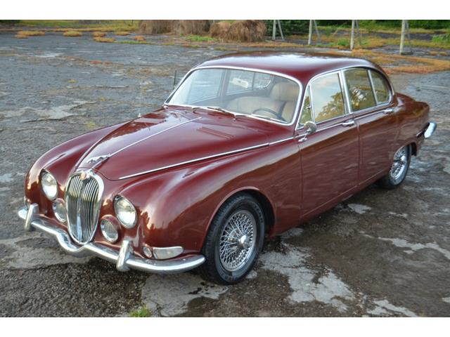 1965 Jaguar S-Type | 904761