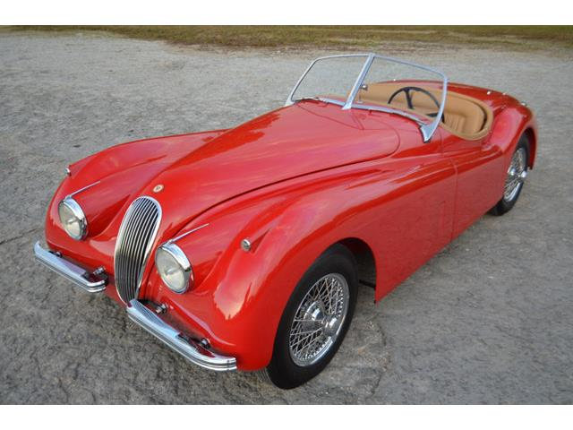 1952 Jaguar XK120 Convertible | 904762