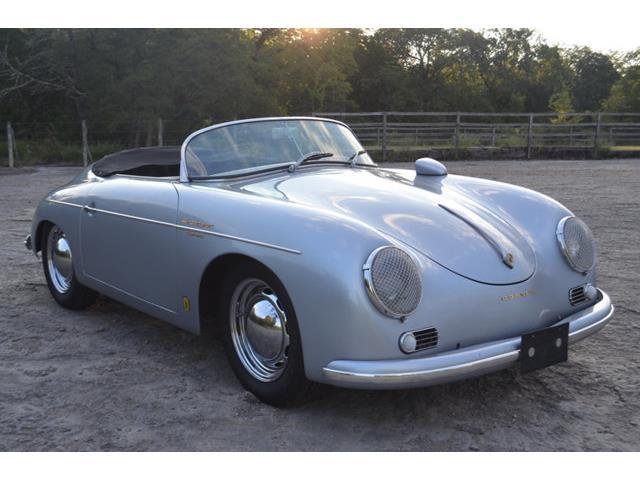1958 Porsche VINTAGE SPEEDSTER | 904769