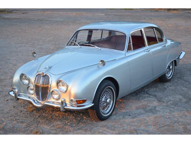 1965 Jaguar S-Type | 904771