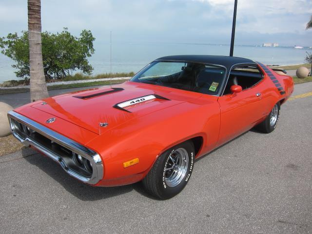1972 Plymouth Road Runner   904786