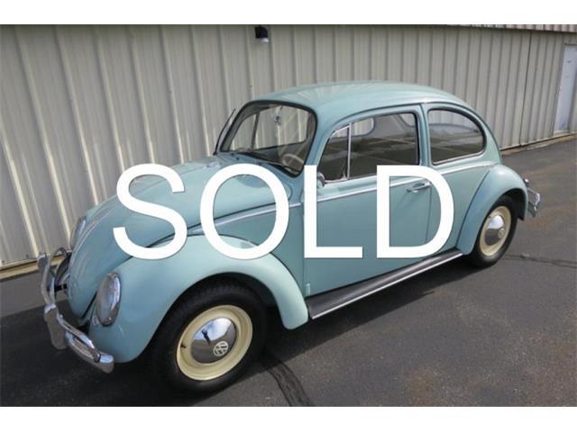 1965 Volkswagen Beetle | 904787