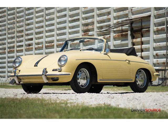 1965 Porsche 356C 1600 SC Cabriolet | 904789