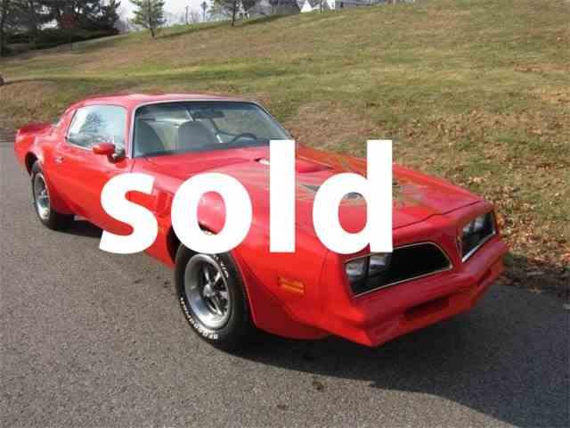 1977 Pontiac Firebird | 904794