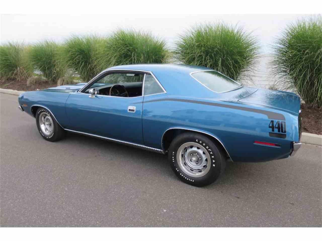 1970 Plymouth Barracuda for Sale - CC-904801