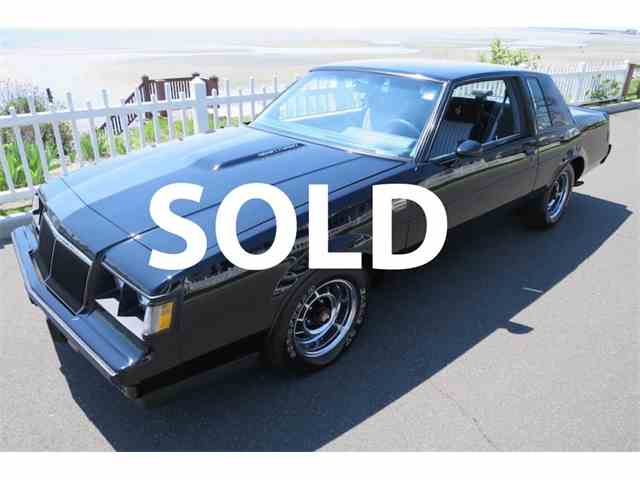 1986 Buick Grand National | 904807