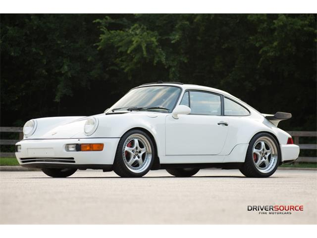 1994 Porsche 911 Turbo | 904810
