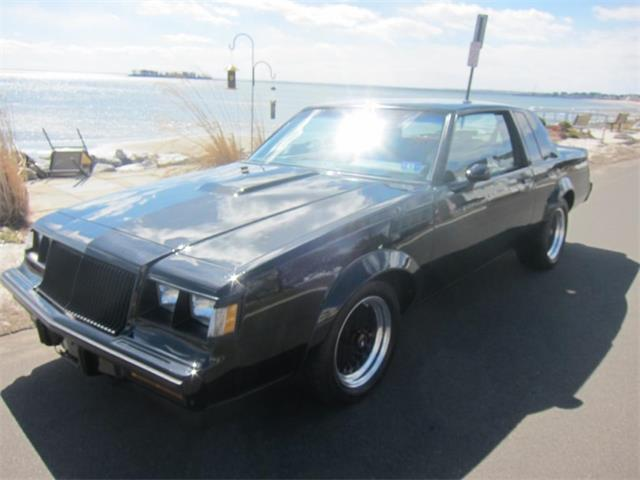 1987 Buick Grand National | 904820