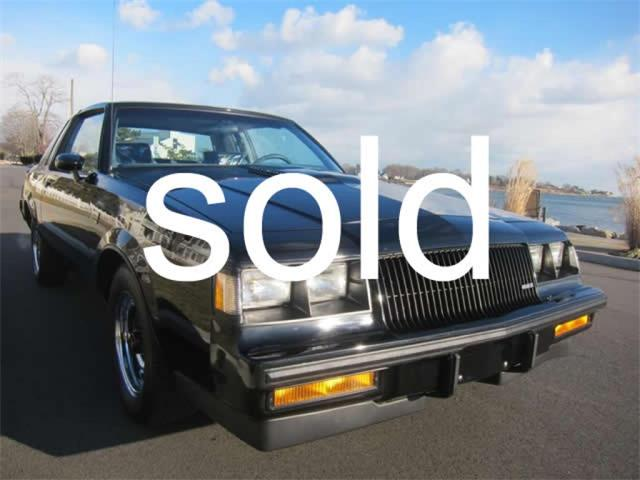 1987 Buick Grand National | 904821