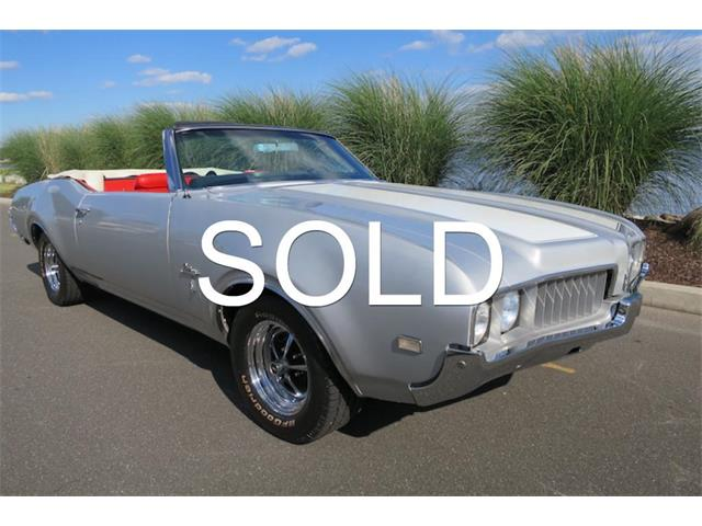 1969 Oldsmobile Cutlass | 904825