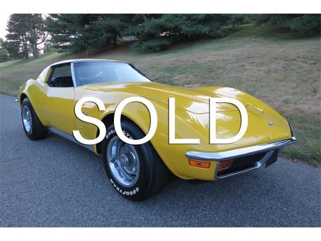 1972 Chevrolet Corvette | 904839