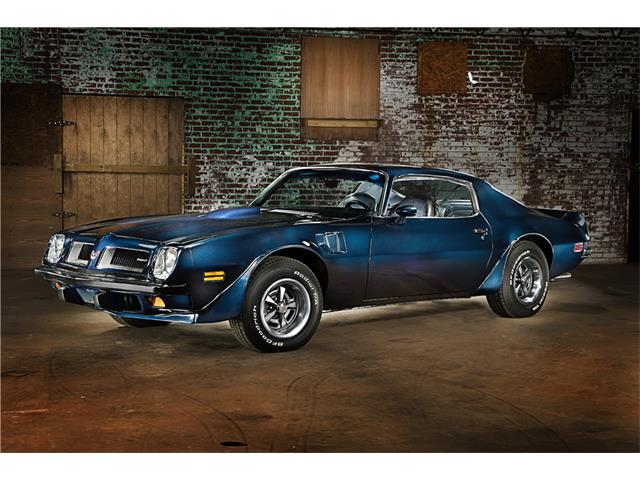1974 Pontiac Firebird Trans Am | 900484